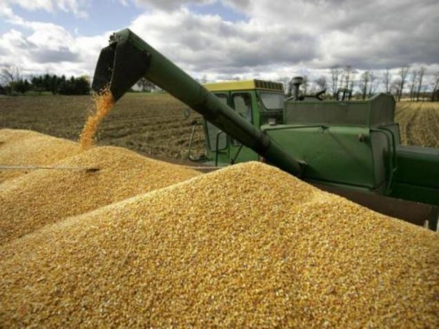 Экспортеры заявили о прекращении закупки зерна в России
