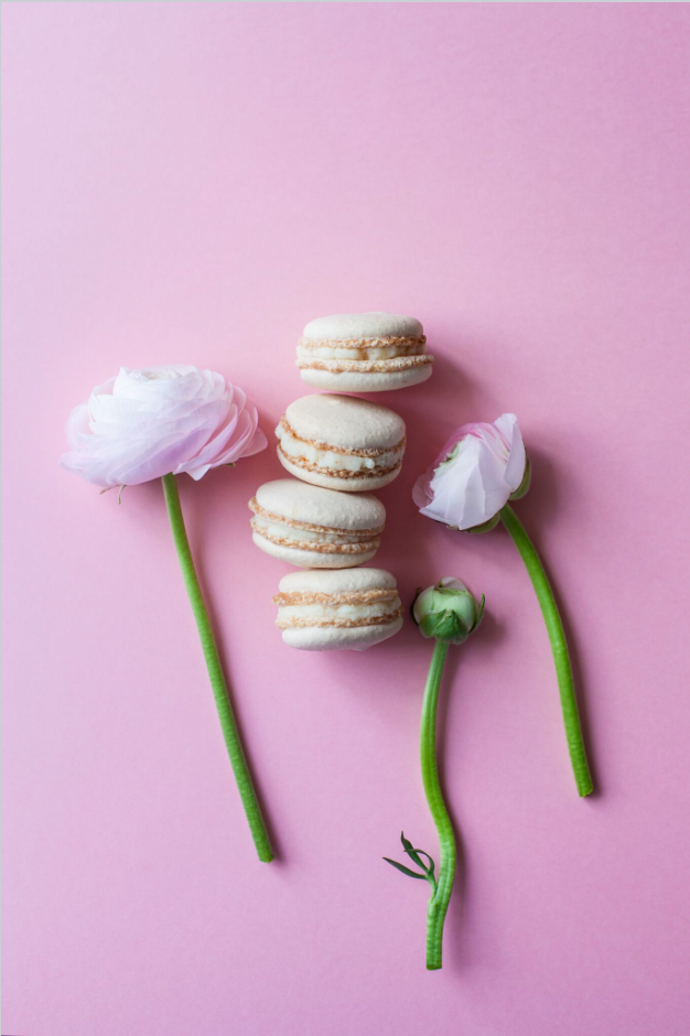 Made by Pauline Macarons&Tea