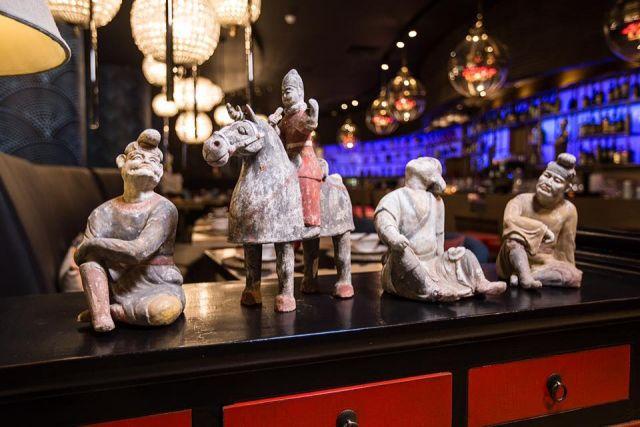 Древние китайские статуэтки