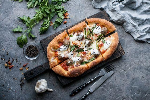 Burger&Pizzetta