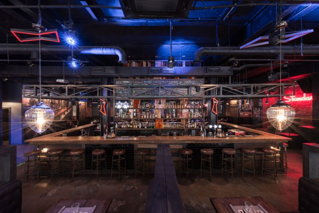 The StandarD Bar
