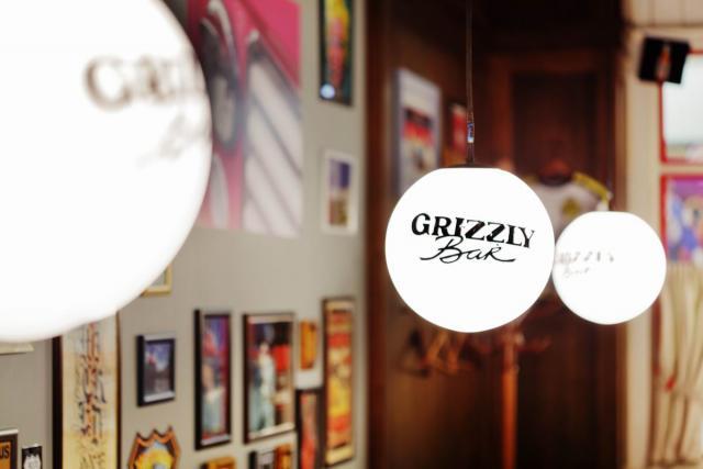 Grizzly Интерьер