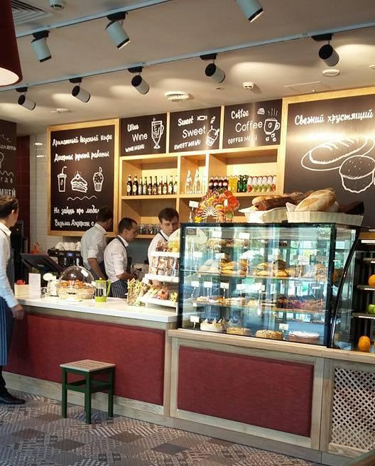 Кафе АндерСон на ул. Обручева
