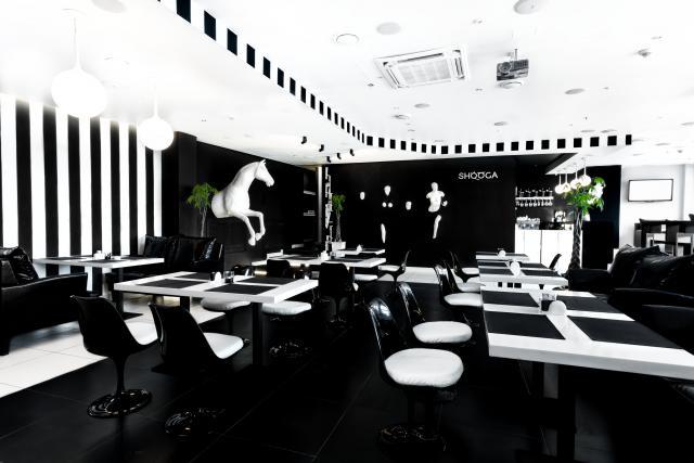 (Закрыт) SHOOGA lounge cafe