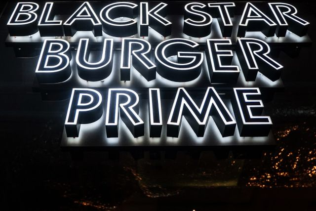 Black Star Burger Prime