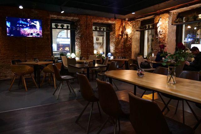 Зал Кафе