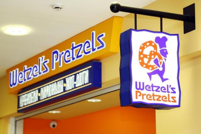 кафе-пекарня Wetzel's Pretzels