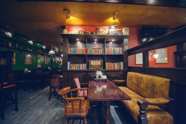 O'Donoghue's Pub