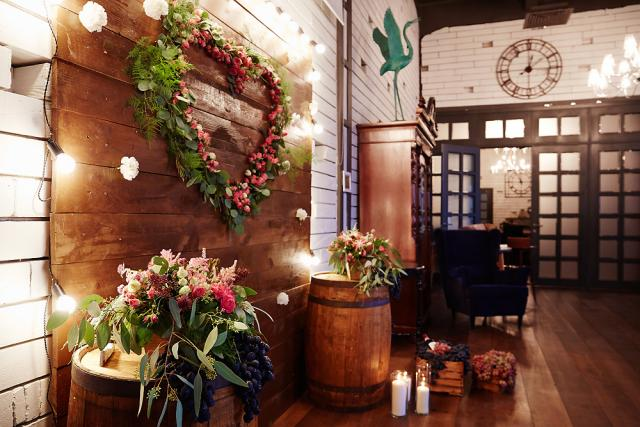 Лофт АндерСон для праздников на Семеновской