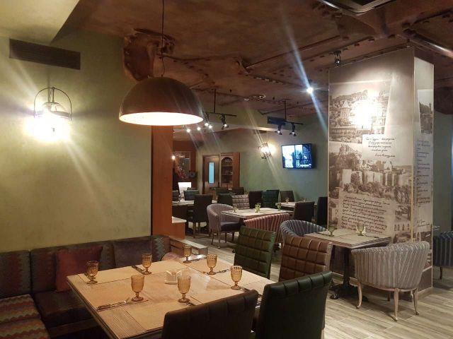 Кафе - ресторан Bar Novi