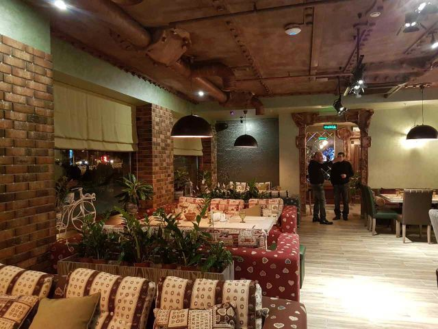 Ресторан Bar Novi