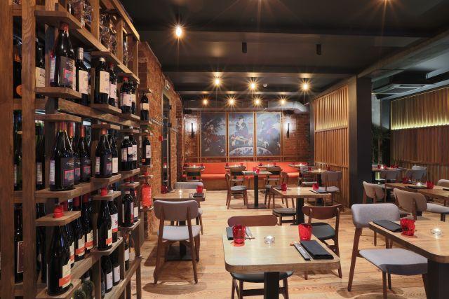 Satoshi wine bistro